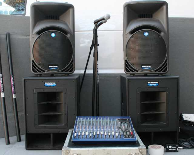 All Pro Amps Llc Sound System Packages